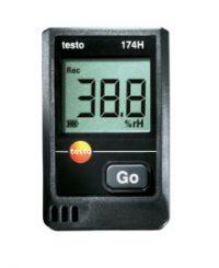 Комплект testo 174 H - Мини-логгер данных температуры и влажности (0572 0566)