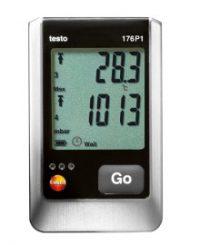 Testo 176 P1 - Логгер данных давления, температуры и влажности (0572 1767)