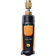 Смарт-зонд Testo 549i — Манометр высокого давления с Bluetooth, управляемый со смартфона/планшета