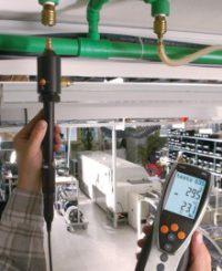 testo 635-2 - Многофункциональный термогигрометр (0563 6352)