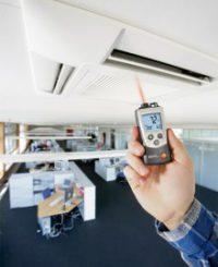 Пирометр Testo 810 - 2-х канальный термометр