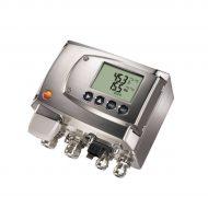 testo 6381 — Трансмиттер дифференциального давления для установки в нормальных зонах