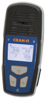 Газоанализатор СЕАН-П4 СН4(ИК) / СО2 / О2 / СО