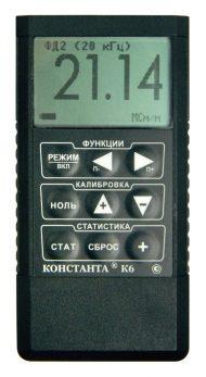 Константа К6 измеритель электропроводности