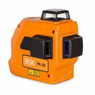 Лазерный нивелир RGK PR-3D минимальная комплектация