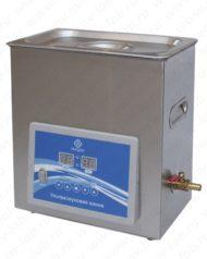 Ультразвуковая ванна (мойка) Stegler 6DT (6 л,20-80°C, 180W)