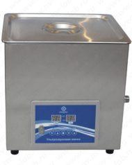 Ультразвуковая ванна (мойка) Stegler 10DT (10 л,20-80°C, 240W)