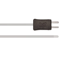 Testo Погружной измерительный наконечник, гибкий (т/п типа K) - для определения температуры воздуха и дымовых газов (0602 5693)